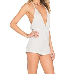 NWT Dustin Playsuit by Motel Rocks